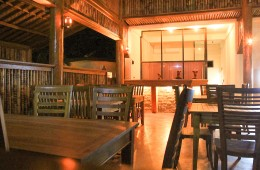 Nice clean affordable luxury restaurant Kuta Lombok