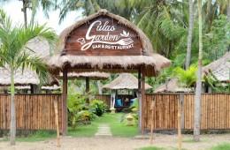 Gulas Garden Entrance