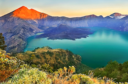 Climb Mount Rinjani Nice and clean affordable luxury hotel Kuta Lombok