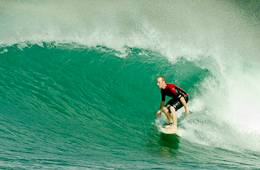 World Class Surfing Nice and clean affordable luxury hotel accommodation in Kuta Lombok