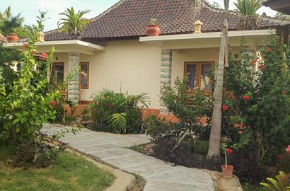 Hotel Nyaman bersih harga terjangkau Kuta Lombok